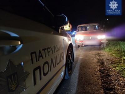 У Магалі знайшли вкрадений автомобіль разом з викрадачами