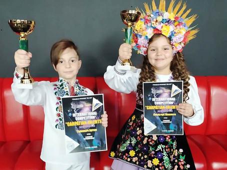 Вихованці Новоселицького БДТ – переможці міжнародного конкурсу