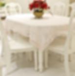 Клеенка ̶ модная и красивая защита обеденного стола
