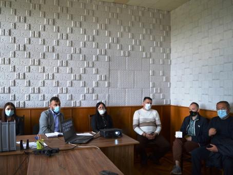 У Новоселицькій громаді презентували початок чергового етапу програми DOBRE