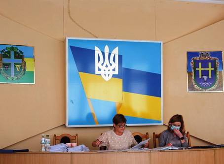 Відбулася XXXXIV сесія Новоселицької міської ради VII скликання