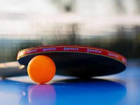 Сьогодні -  Всесвітній день настільного тенісу