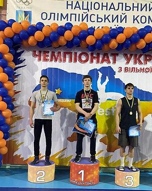 """Рокитненець здобув """"золото"""" чемпіонату України"""