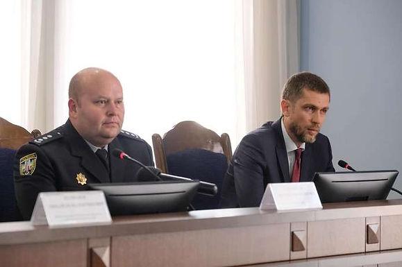 Представили нового керівника Головного управління Нацполіції області