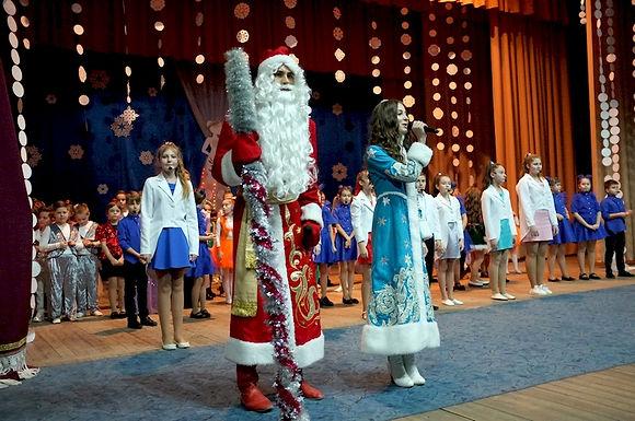 Новорічний концерт БДТ: відео