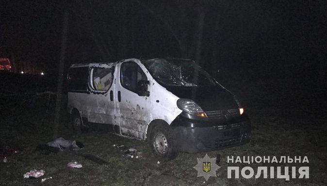Жінка-водій загинула: деталі трагедії
