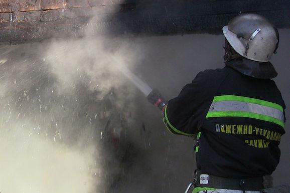 У Балківцях серед ночі спалахнув житловий будинок