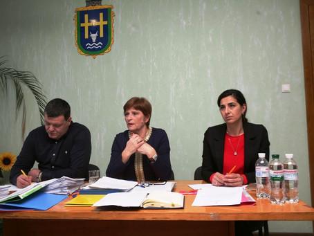 Відбулася ХV-а сесія Новоселицької міської ради VІI скликання