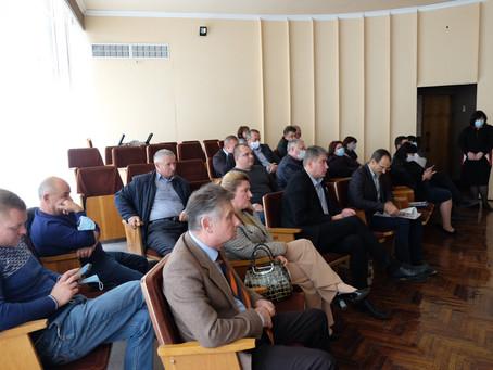 Відбулася остання сесія Новоселицької міської ради 7-го скликання