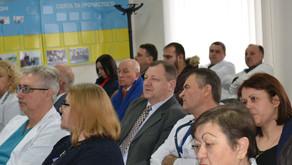Міський голова взяла участь у роботі підсумкової наради медиків