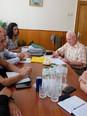 ВІдбулося засідання координаційного комітету