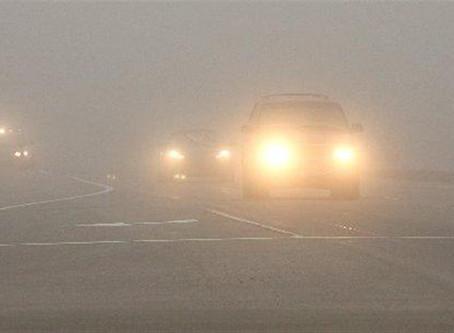 Через туман - штормове попередження