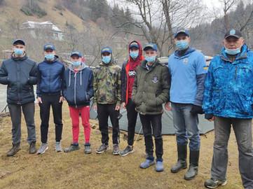 Водники Новоселицької МТГ – бронзові призери комплесного заліку чемпіонату України
