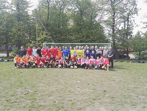 У Рокитному відбувся турнір пам'яті Василя Присняка