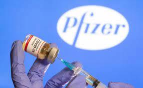 Розпочинається вакцинація Pfizer