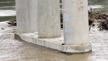Рівень води в Пруту піднявся і продовжує зростати
