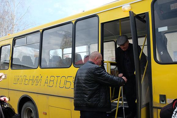 Ванчиковецька громада отримала новий шкільний автобус