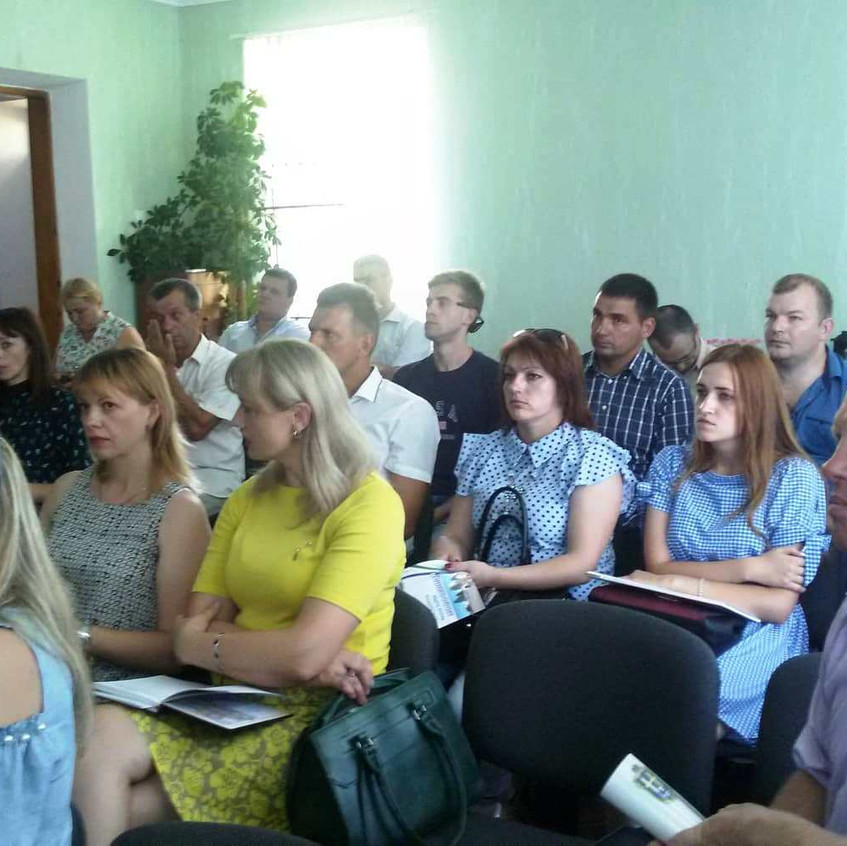 Готі з Тернопільщини вивчали досвід