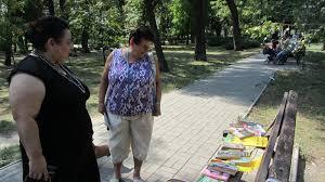 У Новоселиці створять «Бібліотеку у сквері»