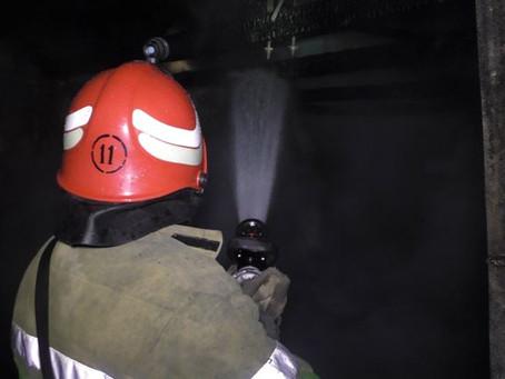 У Чорнівці під час пожежі загинув чоловік