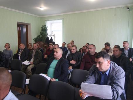 Відбулася ХІV сесія Новоселицької міської ради VІI скликання.