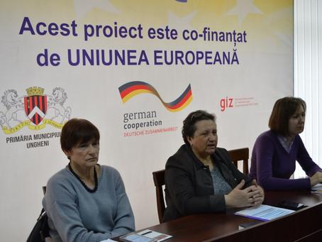 У Новоселицькій громаді починають реалізовувати міжнародний спортивний проект