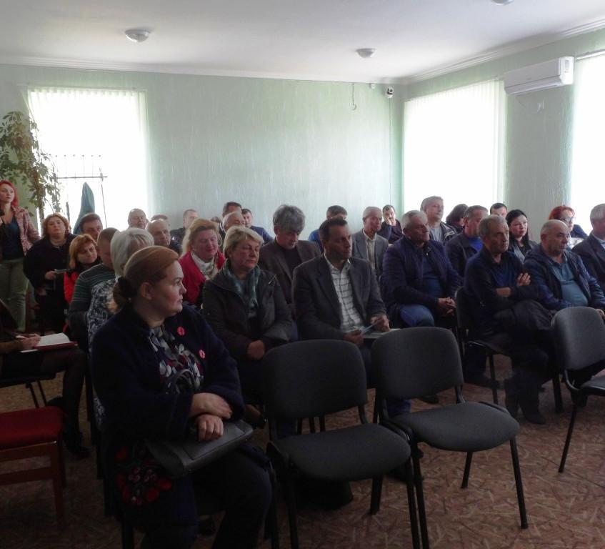 семінар з питань детінізації відноси