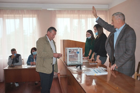 Кандидатів у депутати Ванчиківецької ОТГ висунули 8 партій