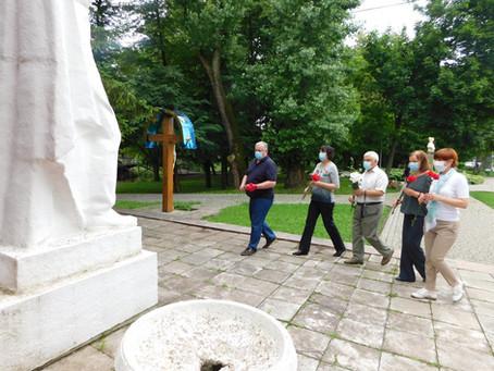 Пам'яті жертв і героїв Другої Світової