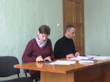 Відбулося позачергове засідання комісії з надзвичайних ситуацій