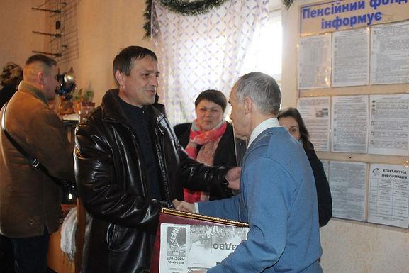 У Новоселиці сьогодні вітали уславленого ювіляра