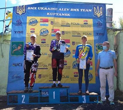 Новоселицька школа з велоспорту серед кращих в Україні