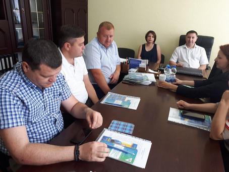 Депутати і працівники міської ради знайомились з роботою служби зайнятості