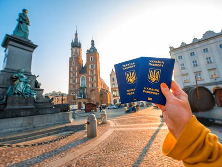 Чотири роки безвізу з ЄС: важливі вимоги щодо перебування за кордоном на законних підставах