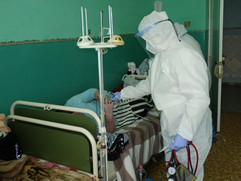 У Новоселицькій лікарні не залишилось хворих на COVID-19