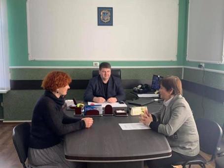 Екс-заступниця голови РДА стала радником голови Чернівецької РДА, яка знаходиться у Заставні