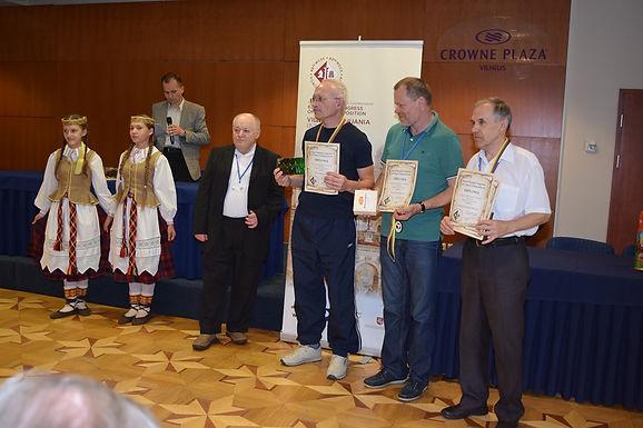 Михайло Марандюк здобув «золото» у фіналі особистого чемпіонату світу