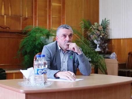 Георгій МАЗУРАШУ: діалог в онлайні