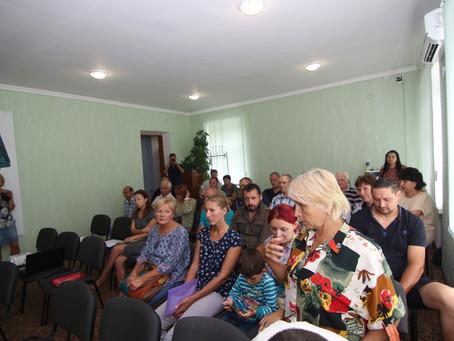 Жителі Новоселиці висловили своє баченння щодо роздільного збору сміття