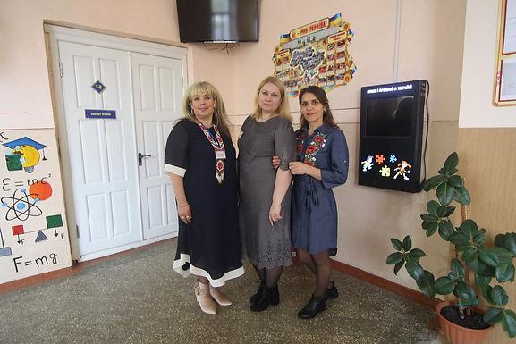 Педагоги області вивчали досвід колег Новоселиччини