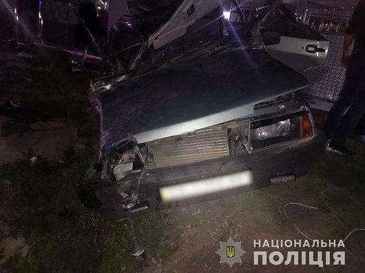 Аварія у Тарасівцях: 21-річний водій загинув на місці