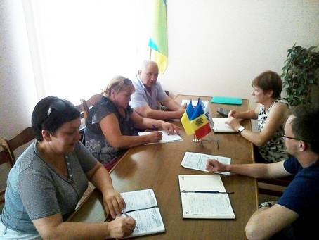 Обговорили питання проведення регіональних турнірів у рамках реалізації транскордонного проекту