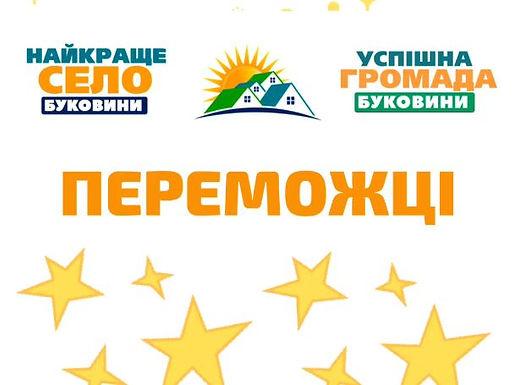 Новоселицька ОТГ здобула перемогу у конкурсі «Успішна громада»