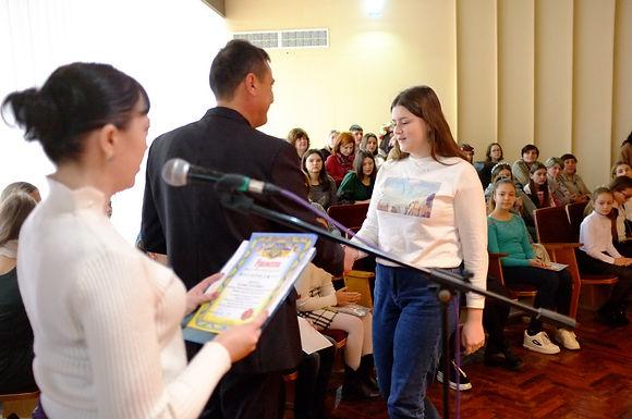 Конкурс читців-декламаторів і юних художників: результати