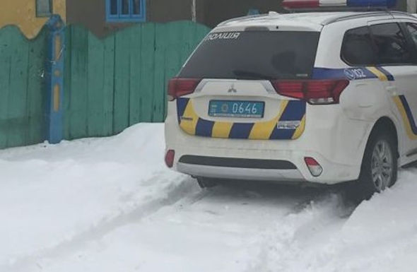Мікроавтобус вбив людину: поліція шукає винного