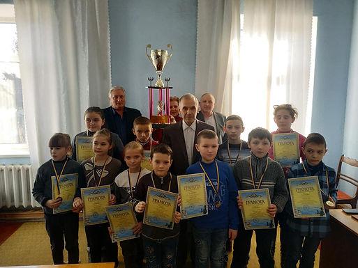 Турнір на честь Михайла Марандюка: всі призери
