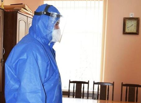 Придбано засоби індивідуального захисту та дезінфекції