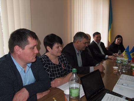 У Новоселиці проходить засідання в рамках міжнародного проекту