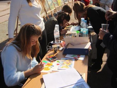 Фестиваль професій пройшов у Новоселиці