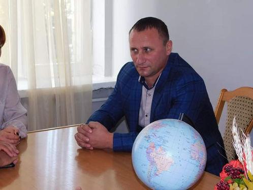 Представлено керівника Новоселицького РЕМу